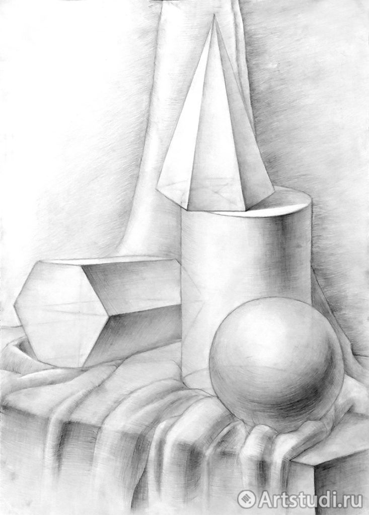 Рисунок и композиция картинки