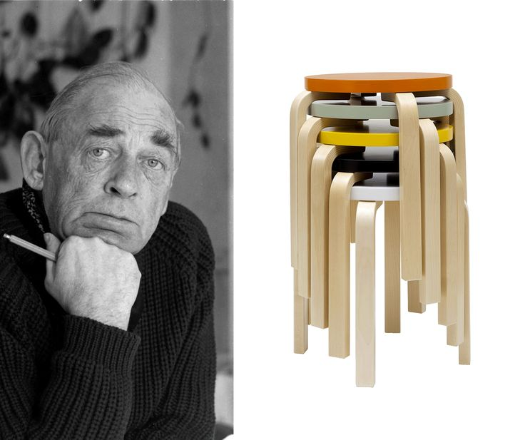 """The beauty is the harmony of purpose and form"" Happy birthday to ‪#‎AlvarAalto‬ who would have turned 118 years old today."