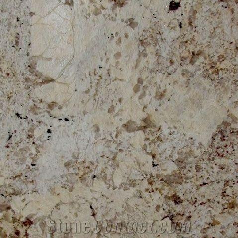 Delicatus Cream Granite Slabs & Tiles, Brazil Beige Granite