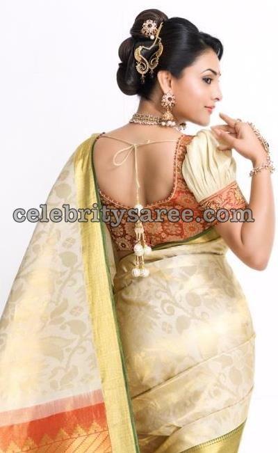 Saree Blouse Patterns: Designer Blouses