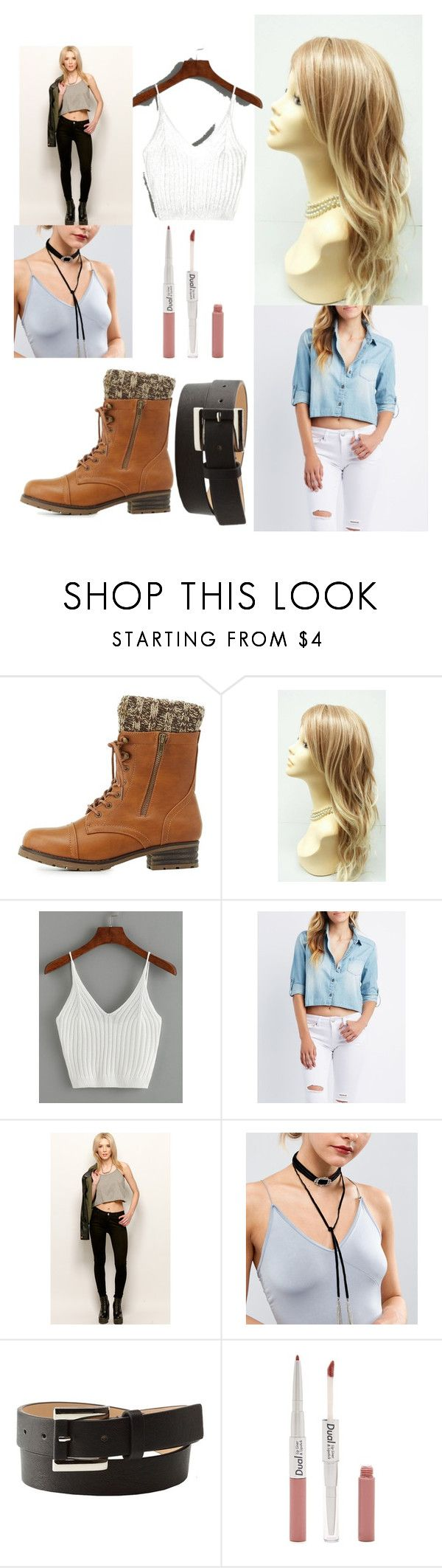 """racing costume party as Julia maddon"" by lolita061 on Polyvore featuring Charlotte Russe, Liars & Lovers and Forever 21"