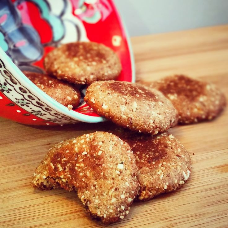 Almond Hemp Cookies - Nutriholist