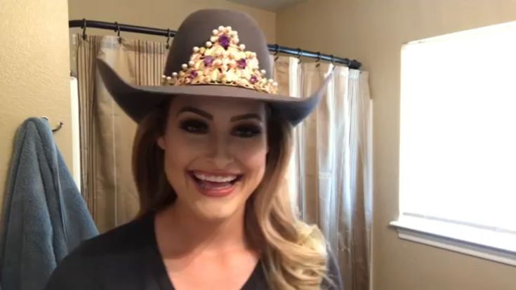 Rodeo Queen Hair: Wings Tip and Trick by Lisa Lageschaar Miss Rodeo America 2017