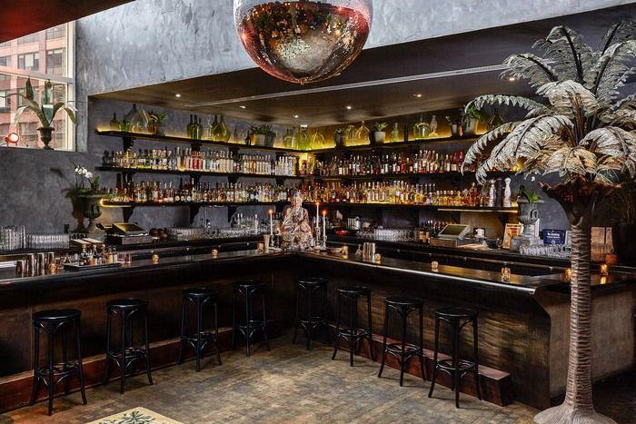 Gitano Jungle Room New York City United States 2019 Restaurant Bar Design Awards