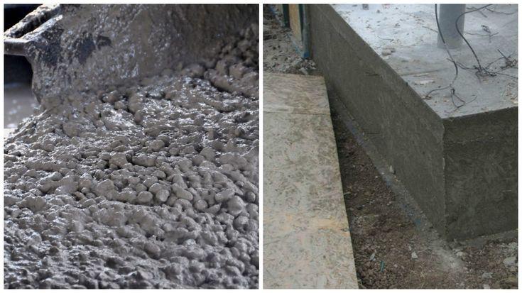 Rezistenta betonului folosit pentru diferite elemente ale constructiei depinde de dozarea corecta a componentelor, omogenizarea si turnarea corespunzatoare. Componentele de baza ale betonului sunt cimentul, agregatele (roci naturale de diverse dimensiuni, de la nisip fin