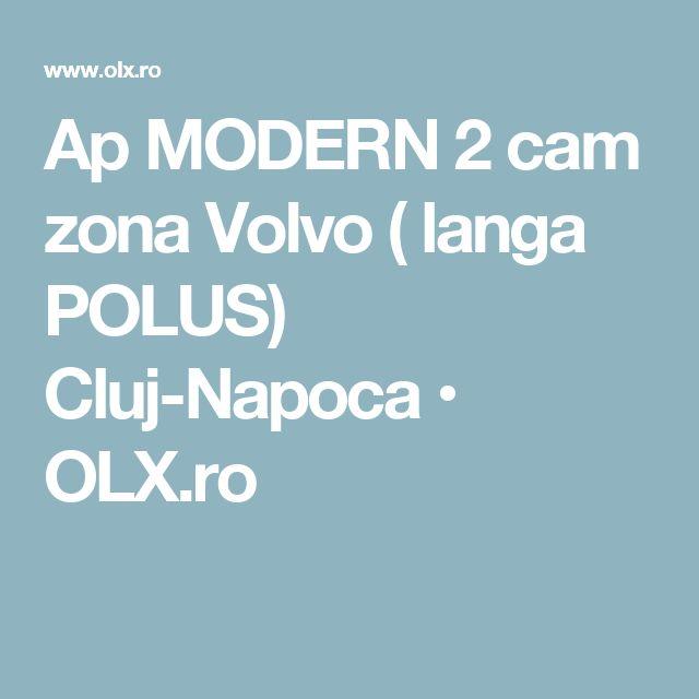 Ap MODERN 2 cam zona Volvo ( langa POLUS) Cluj-Napoca • OLX.ro