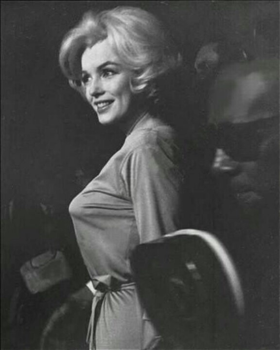 Marilyn Monroe in Mexico, February 1962