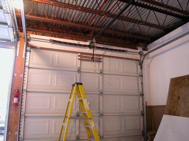 Best 25 garage door spring repair ideas on pinterest for Garage doors springs replacement cost