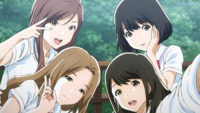KotakAnime: Tsuki ga Kirei Episode 4 Subtitle Indonesia