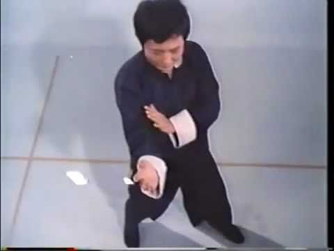 Wing Chun técnica básica parte #01 - YouTube