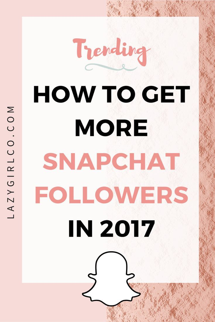 How to get more Snapchat followers in 2017. How to get get more Snapchat friends in 2017.
