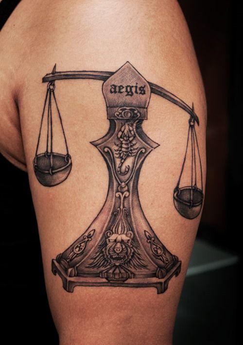 Best 25+ Libra scale tattoo ideas on Pinterest | Libra tattoo, Libra symbol and Balance tattoo
