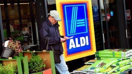Aldi rings up big rise in profits