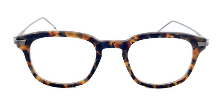Thom Browne   #GetTheLook #Frames #ThomBrowne #JosephsonOpticians #Specs