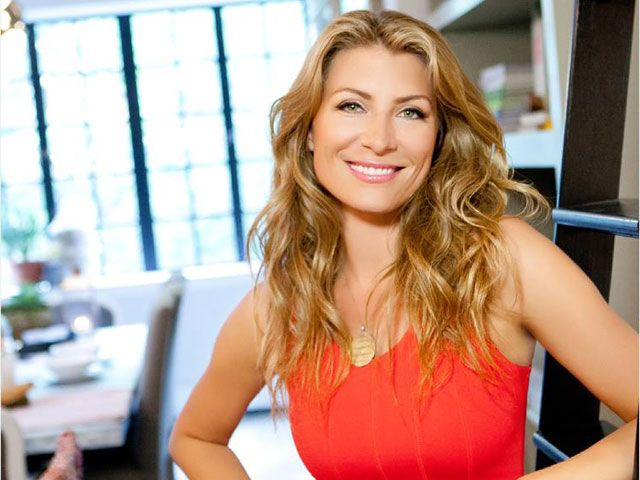 HGTV Star Genevieve Gorders Exclusive Tips For Decorating On A Budget