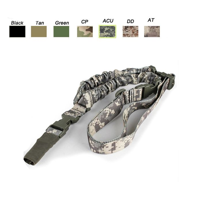 tactical sling, single point sling, airsoft sling, rifle sling, gun sling, shooting sling, paintball sling ,gun strap, gun lanyard,safety rope-Product Center-Sunnysoutdoor Co., LTD-