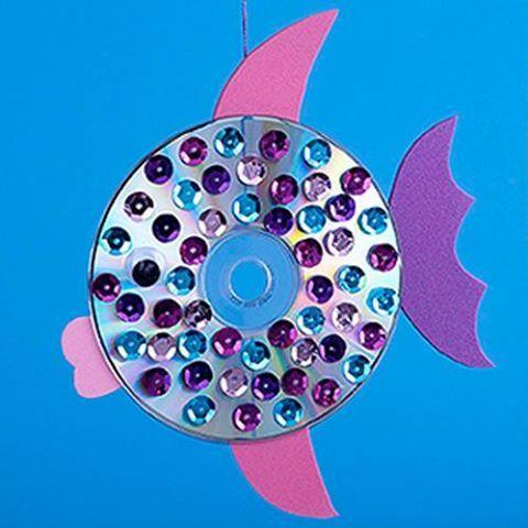 Rainbow fish craft library pinterest for Rainbow fish craft