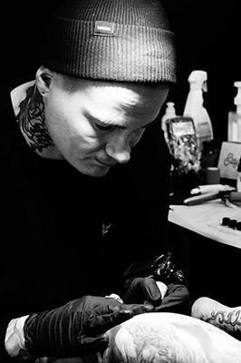 JP Wikman - Tattoo artist