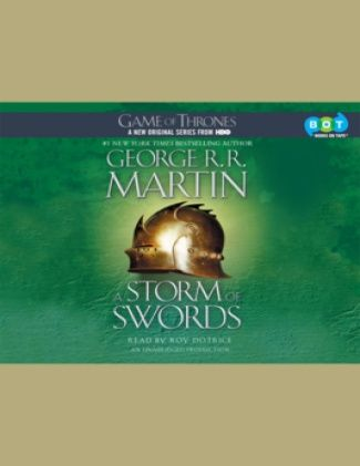 Listening to A Storm of Swords by George R. R. Martin | Scribd by George R. R. Martin, Roy Dotrice