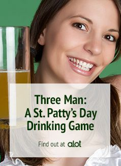 St. Patty's Day is a time to have some fun with your friends and enjoy a good drink, so that means you need to have a drinking game handy!