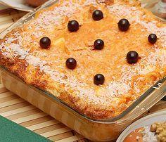 budinca din paine cu dovleac si mere
