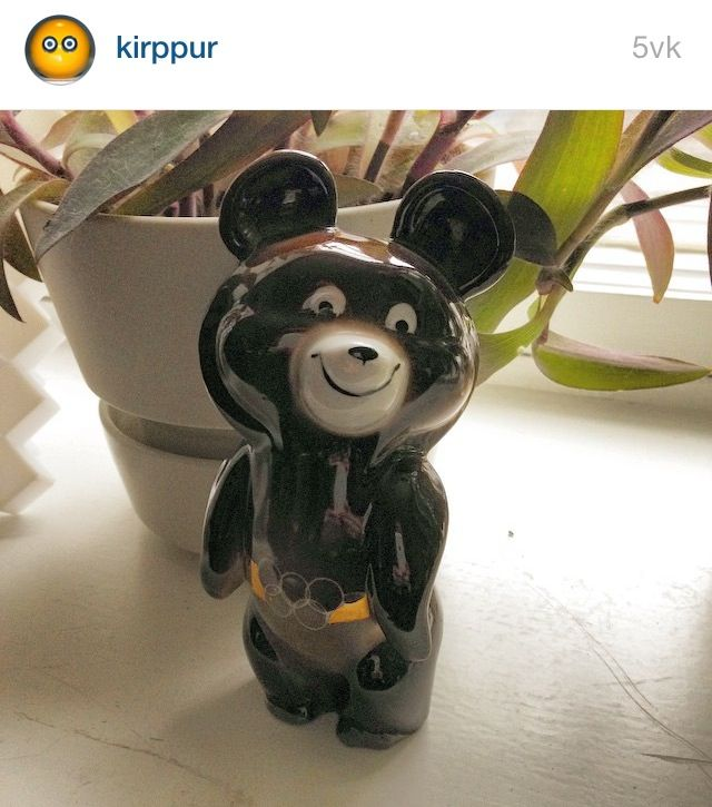 Misha / Miska bear