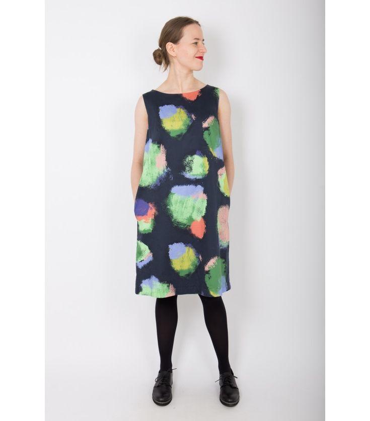 Marimekko Bina Print Dress, 42 - WST