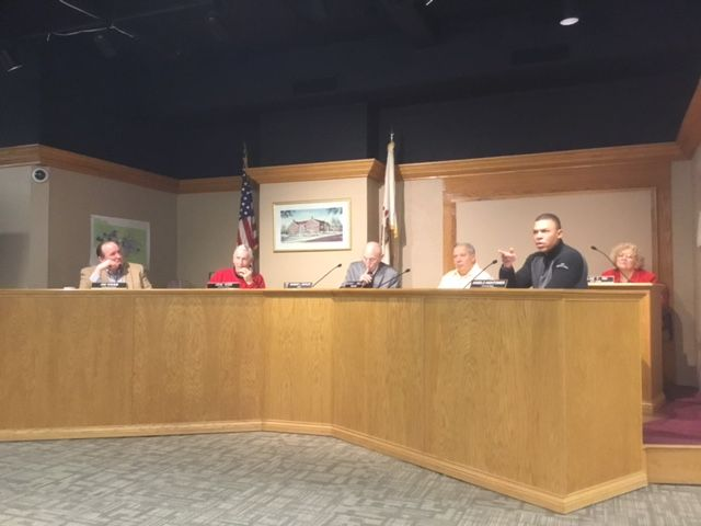 "MARION: Council considers installing ""vehicle pre-emption"" lights in town 