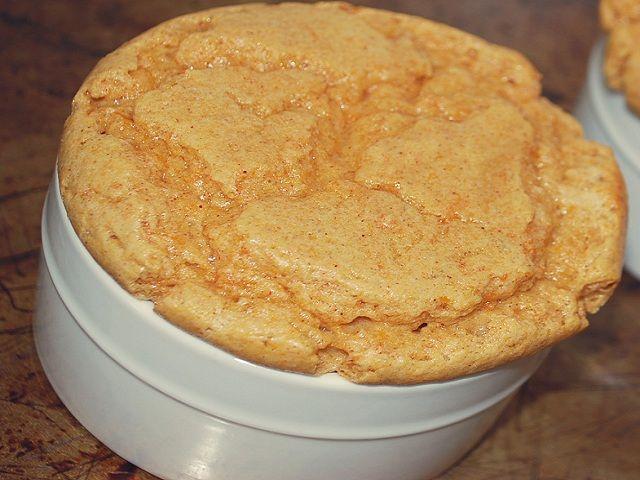Receita de Soufflé de Batata-doce | Doces Regionais