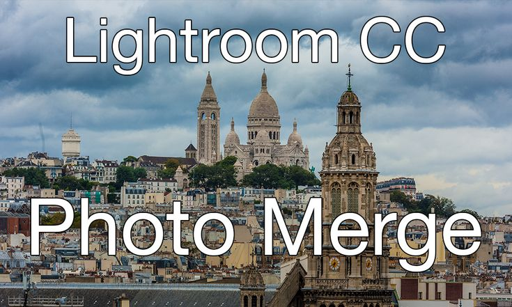 Lightroom CC, the 2015 release, adds Photo Merge to its tool set. Photo Merge comes in two flavors: HDR (Control + H) and Panorama (Control + M.) The same shortcuts work for Mac and Windows so Mac ...