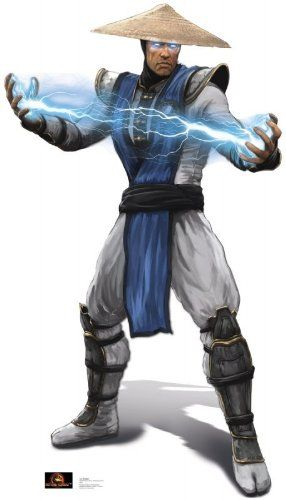 "Raiden - Mortal Kombat (70"" x 39"") Graphic Stand Up - http://www.psbeyond.com/view/raiden-mortal-kombat-70-x-39-graphic-stand-up - http://www.psbeyond.com/view/wp-content/uploads/2013/03/41SNRG1VMmL.jpg"