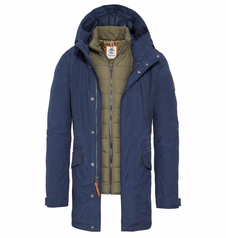 parka timberland pour homme