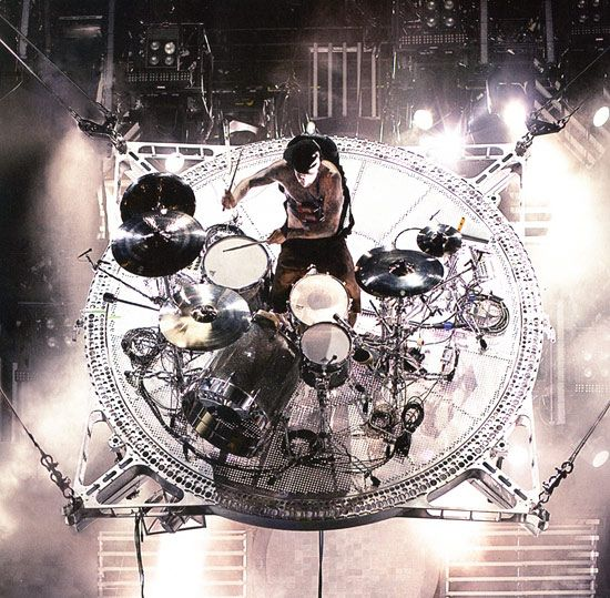 Drummerworld: Travis Barker