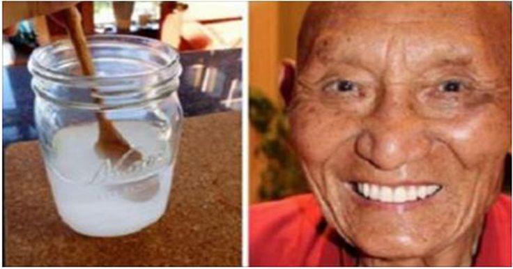 Weiße und gesunde Zähne bis ins hohe Alter: Ein Rezept der tibetanischen Mönche