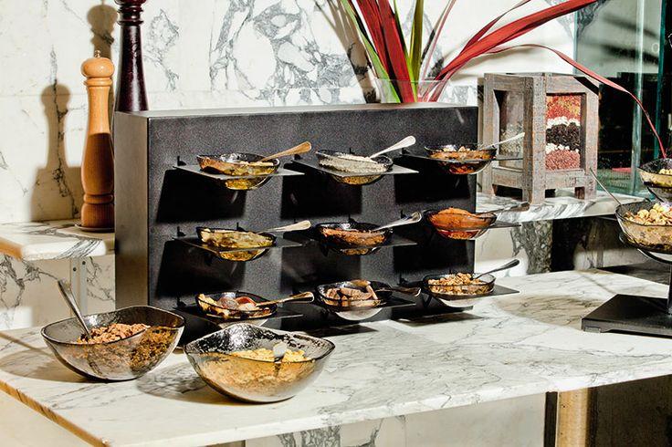 Minimeals buffet