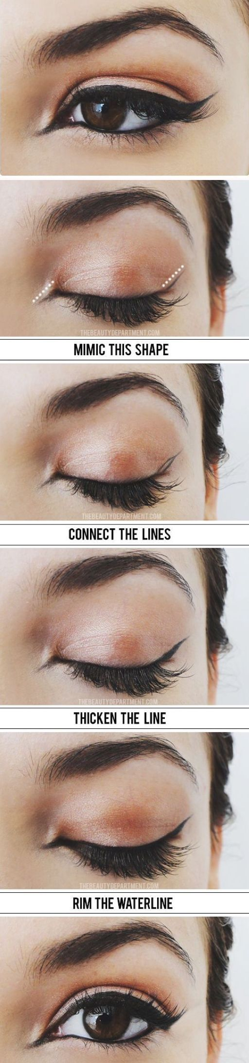 best 25+ how to cat eye ideas on pinterest | cat eye, cat eye how