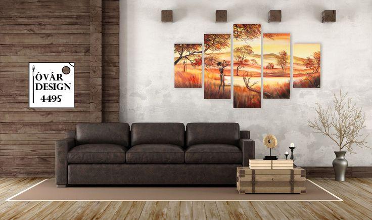 Afrikai hangulat az otthonodban dekor festményekkel. Nézd meg az Óvárdesign vászonkép webáruház kínálatát.