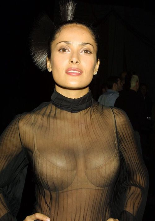 salma at the vh1 music awards, 2000