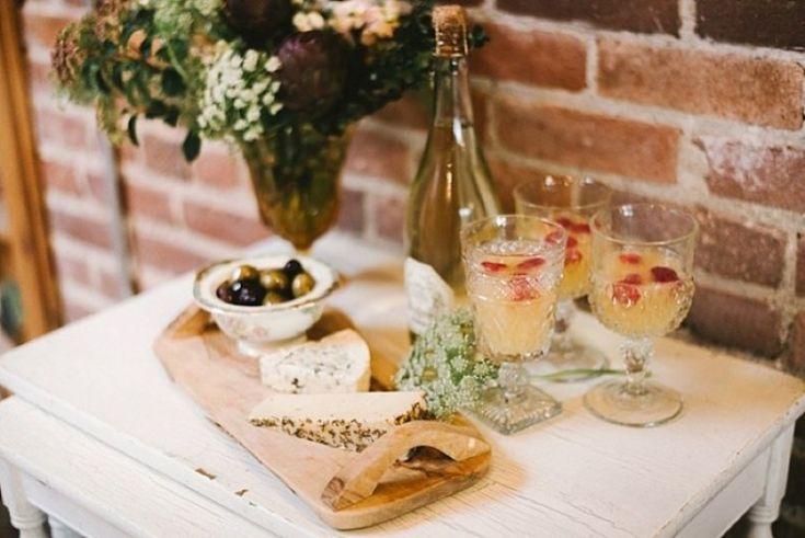 Boho Meets Industrial Wedding Inspiration | Wedding