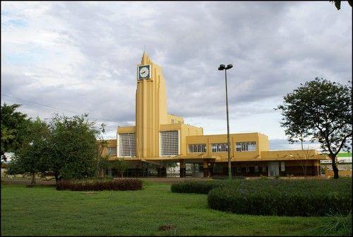 Estação Ferroviária de Goiânia