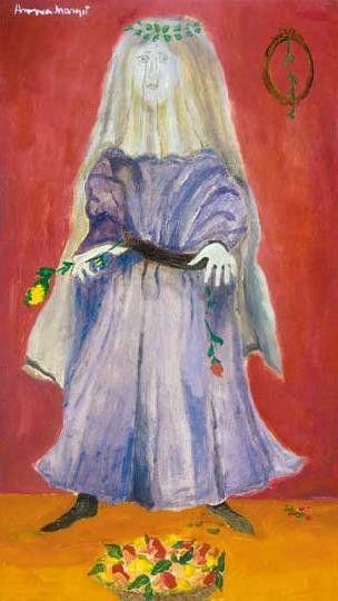 Sibilla II by Hungarian Margit Anna, born Margit Sichermann, 1913~1991