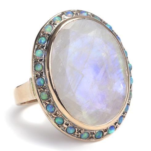Arik Kastan Moonstone Ring