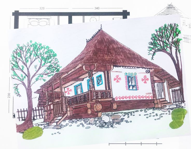 Decorating your Romanian country side house during weekend workshop