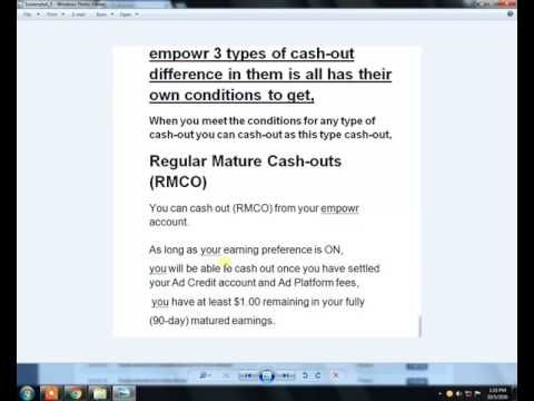 empowr.com part.03 90 days mature cash-out RMCO urdu/hindi