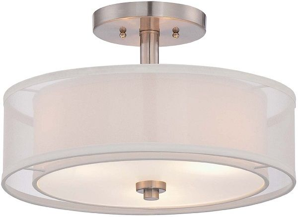 Minka Semi Flush Ceiling Lights