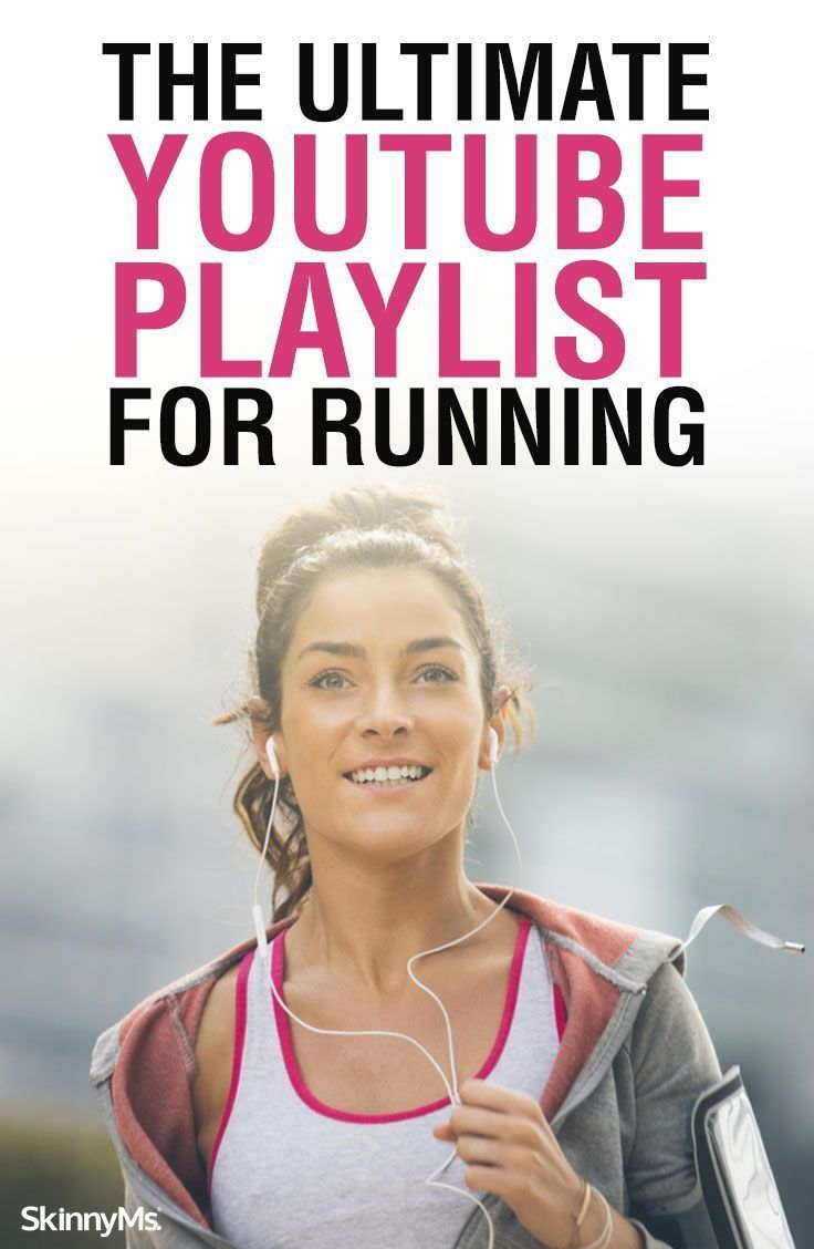 The Ultimate Youtube Playlist for Running