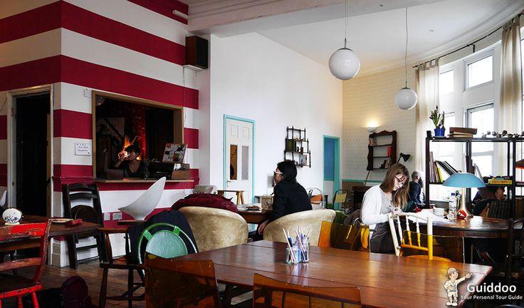 Unique Café Concepts around the Globe