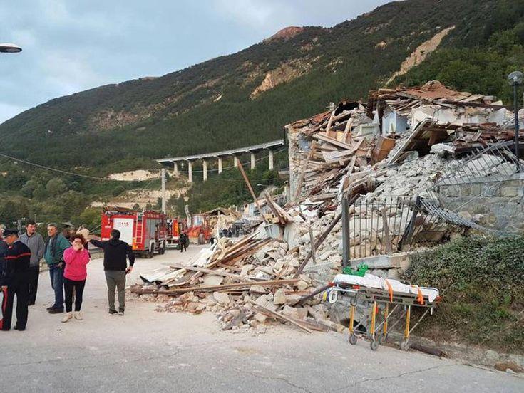 Terremoto: Piccola Giorgia operata, sta bene. 470 le scosse fin ora registrate…