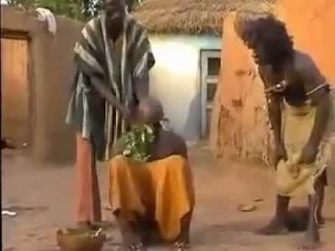 Θεραπεία για ημικρανίες στην Μοζαμβίκη (video) -