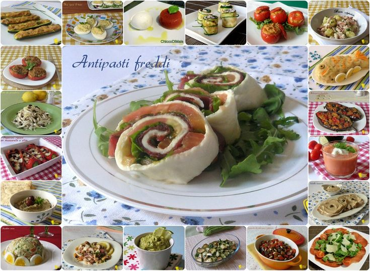 Antipasti+freddi,+ricette+facili+e+veloci